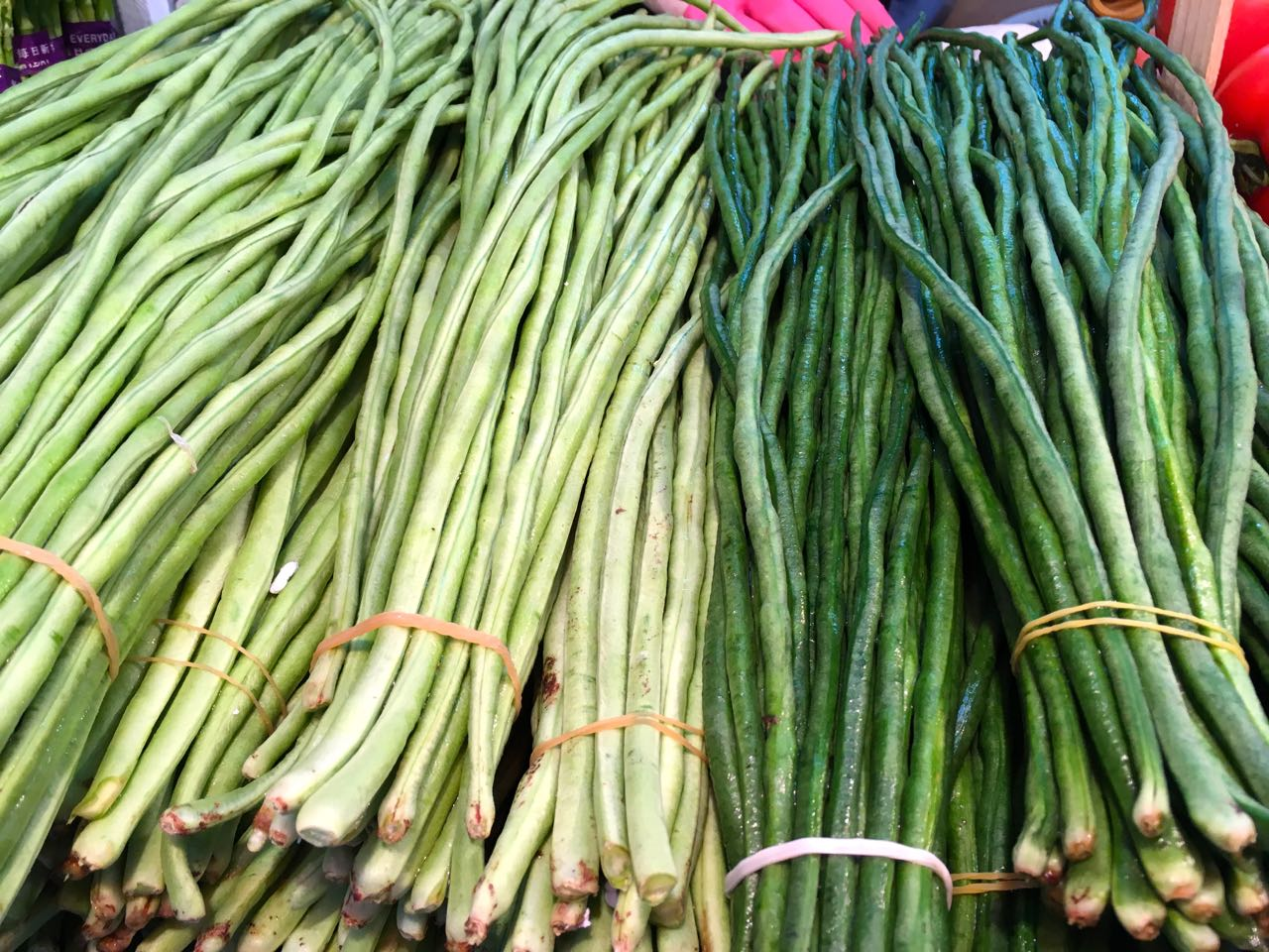 Sesame Chinese Long Beans | China Sichuan Food